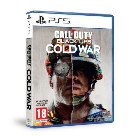 Juego para Consola Sony PS5 Call Of Duty Black Ops Cold War
