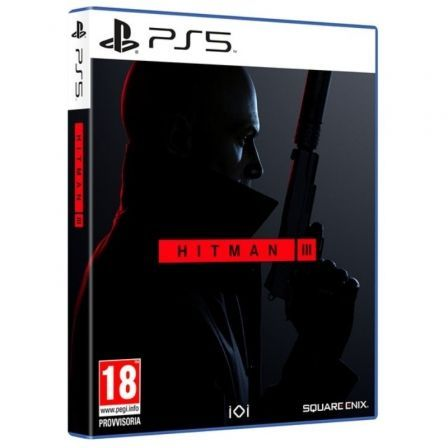 Juego para Consola Sony PS5 Hitman III