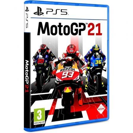 Juego para Consola Sony PS5 MotoGP 21