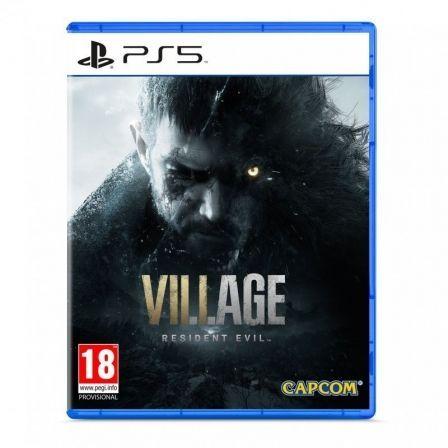Juego para Consola Sony PS5 Resident Evil Village Edición Lenticular