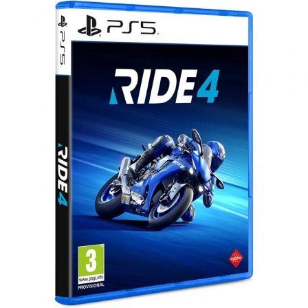 Juego para Consola Sony PS5 Ride 4