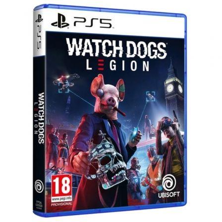 Juego para Consola Sony PS5 Watch Dogs Legion