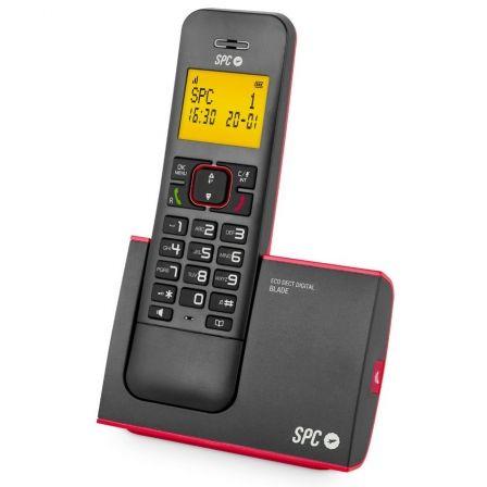 Teléfono Inalámbrico SPC Blade 7290R/ Rojo