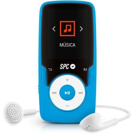 Reproductor MP4 SPC Pure Sound Extreme 8598A/ 8GB/ Pantalla 1.8