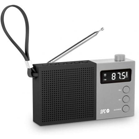 Radio Portátil SPC Jetty Max/ Negra