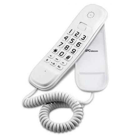 Teléfono SPC Telecom 3601/ Blanco