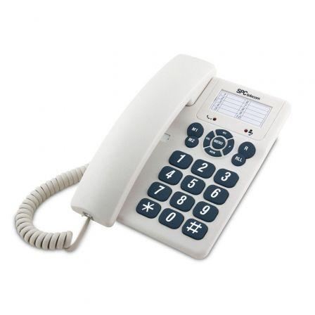 Teléfono SPC Original 3602/ Blanco