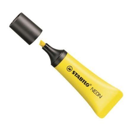 Marcador Fluorescente Stabilo Neon/ Amarillo