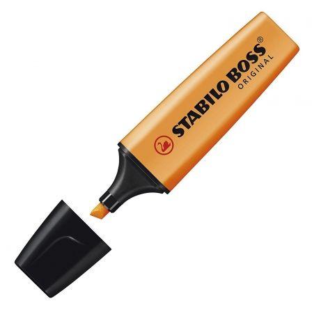 Marcador Fluorescente Stabilo Boss Original/ Naranja