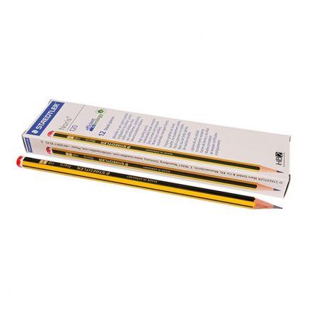 Lápices de Grafito Staedtler Noris 120-2/ HB/ 12 unidades
