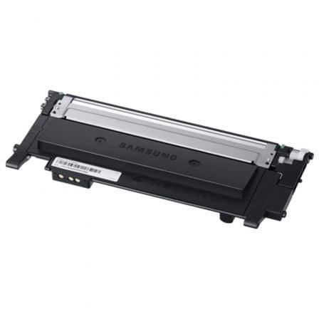 Tóner Original Samsung CLT-K404S/ Negro