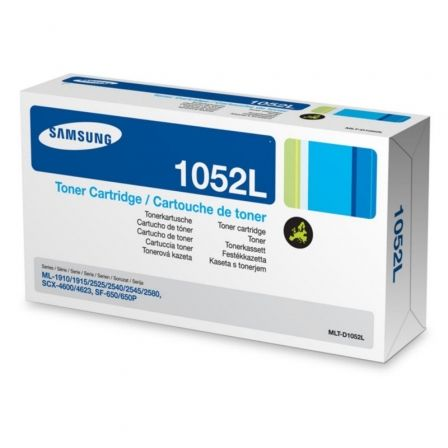 Tóner Original Samsung MLT-D1052L Alta Capacidad/ Negro