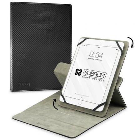 Funda Subblim Rotate 360º  para Tablets de 10.1\