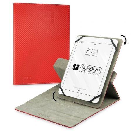Funda Subblim Rotate 360º  para Tablets de 10.1