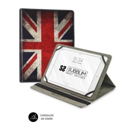 Funda Subblim Trendy England para Tablets de 10.1\