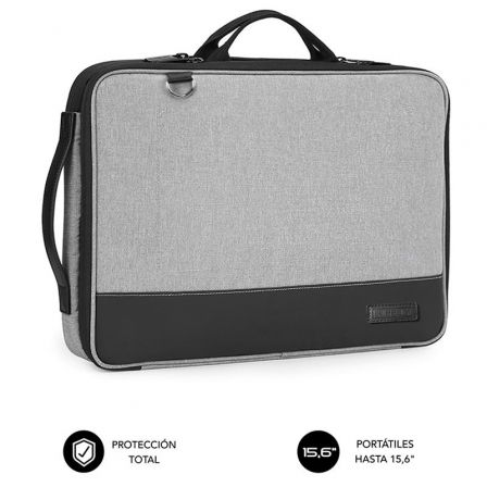 Maletín Subblim Advance Laptop Sleeve para Portátiles hasta 15.6