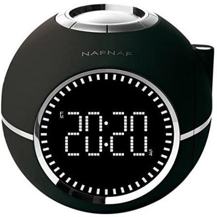 Despertador Sunstech Clockine/ Radio FM