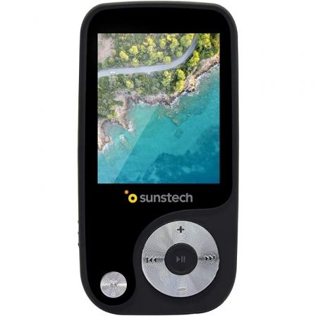 Reproductor MP4 Sunstech Thorn/ 4GB/ Pantalla 1.8