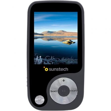 Reproductor MP4 Sunstech Thorn/ 8GB/ Pantalla 1.8