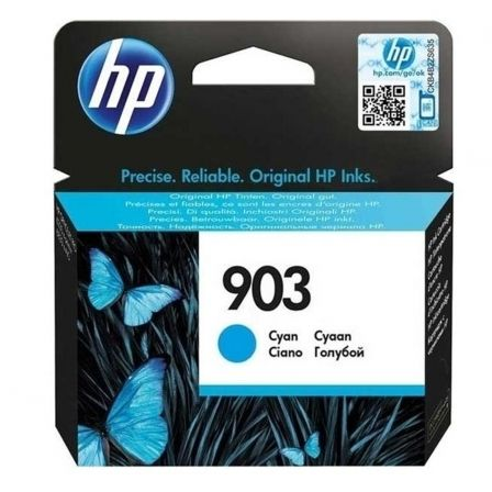 Cartucho de Tinta Original HP nº903/ Cian