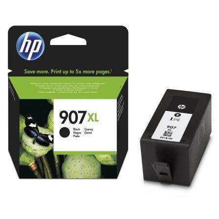 Cartucho de Tinta Original HP nº907 XL Alta Capacidad/ Negro