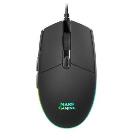 Ratón Gaming Mars Gaming MMG/ Hasta 3200 DPI