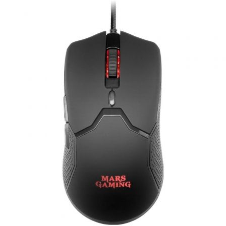 Ratón Gaming Mars Gaming MMV/ Hasta 10000 DPI