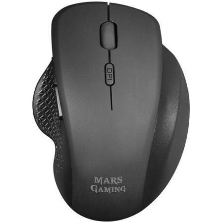Ratón Gaming Inalámbrico Mars Gaming MMWERGO/ Hasta 3200 DPI