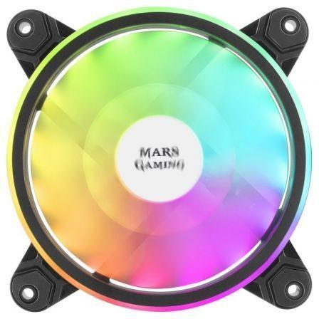 Ventilador Mars Gaming MFX/ 12cm/ ARGB