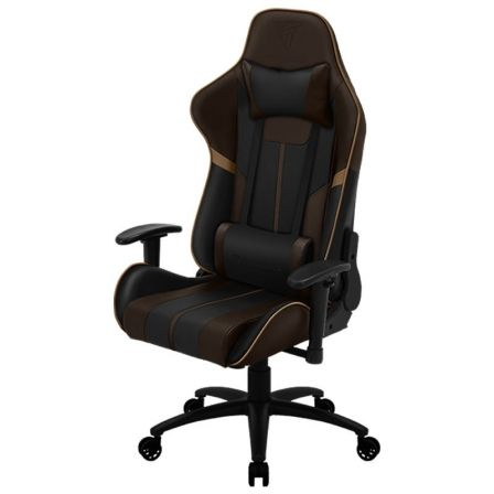 Silla Gaming Thunderx3 BC3 Boss/ Marrón Café y Negra