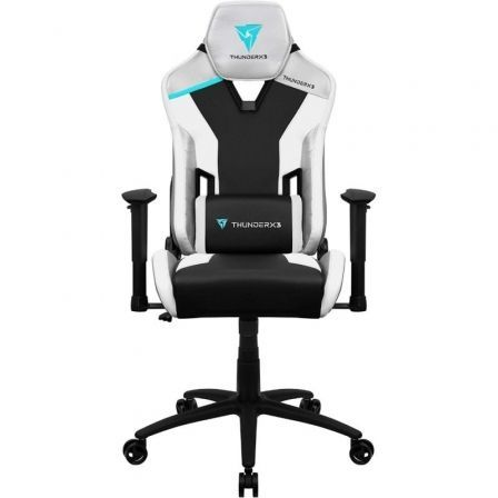 Silla Gaming Thunderx3 TC3/ Blanco Ártico