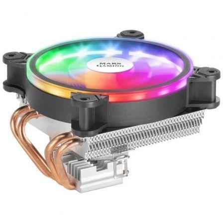 Ventilador con Disipador Mars Gaming MCPU220/ 12cm
