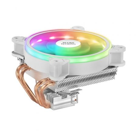 Ventilador con Disipador Mars Gaming MCPU220W/ 12cm