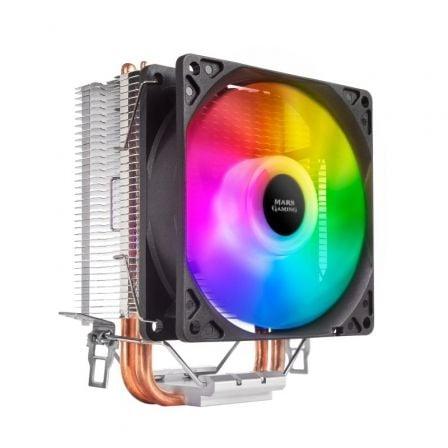 Ventilador con Disipador Mars Gaming MCPUARGB/ 9cm