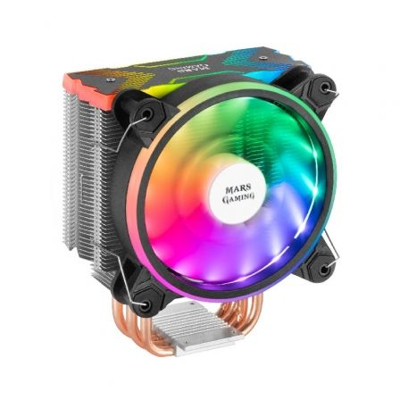 Ventilador con Disipador Mars Gaming MCPUX/ 12cm