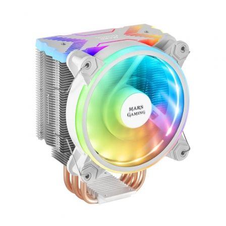 Ventilador con Disipador Mars Gaming MCPUXW/ 12cm