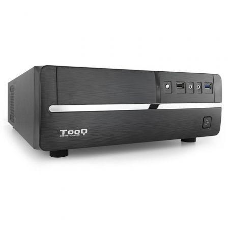 Caja Minitorre TooQ TQC-3005U3 con Fuente 500W