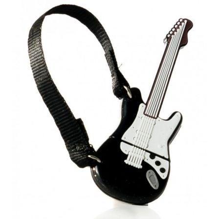 Pendrive 32GB Tech One Tech Guitarra Black and White USB 2.0