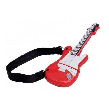 TECHONETECH Memoria USB Guitarra roja one 16GB TEC5140-16