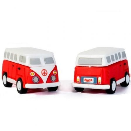 Pendrive 32GB Tech One Tech Hippy Van Bang Camper USB 2.0