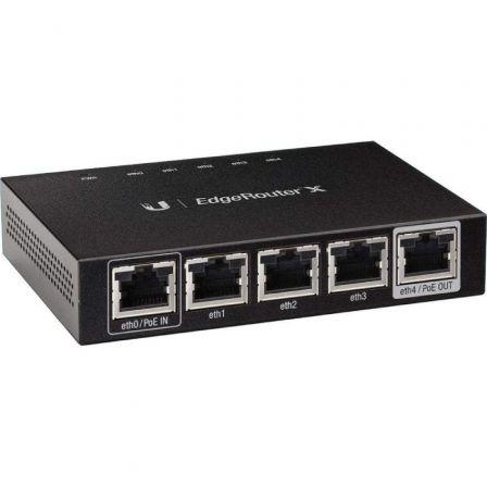 Ubiquiti EdgeRouter X - router - sobremesa
