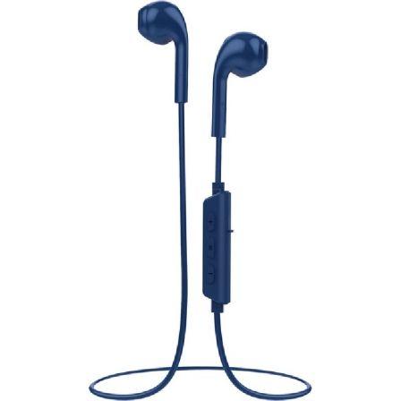 AURICULARES BLUETOOTH VIVANCO SMART AIR COSMIC BLUE 38910 - BT 4.1 - 20-20.000 HZ - 70MAH - 95DB - 16OHM