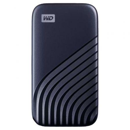 WD-EXT SSD MYPASS 500GB BL