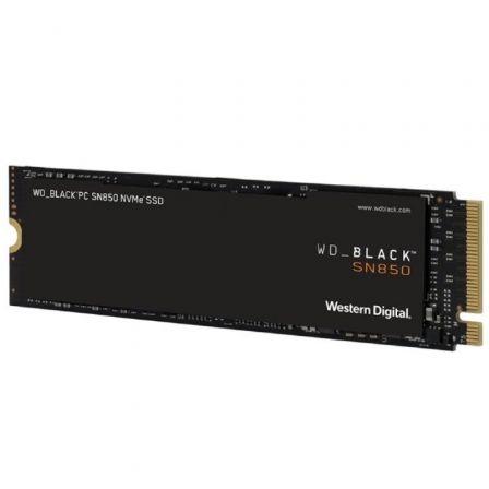 Disco SSD Western Digital WD Black SN850 1TB/ M.2 2280 PCIe