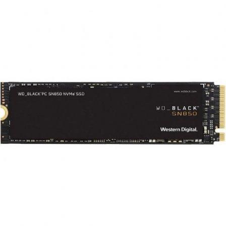 Disco SSD Western Digital WD Black SN850 500GB/ M.2 2280 PCIe