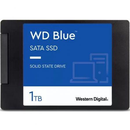 Disco SSD Western Digital WD Blue 1TB/ SATA III