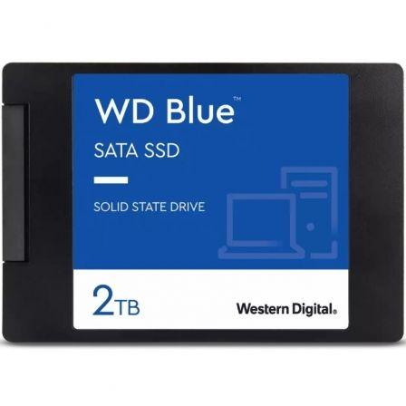 Disco SSD Western Digital WD Blue 2TB/ SATA III