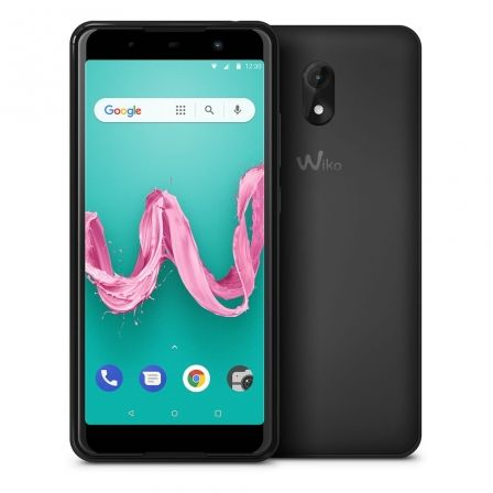 SMARTPHONE MÓVIL WIKO LENNY 5 ANTHRACITE - 5.7'/14.4CM HD+ - CÁMARA 8/5MP - QC CORTEX A7 1.3GHZ - 16GB - 1GB RAM - ANDROID - DUALSIM