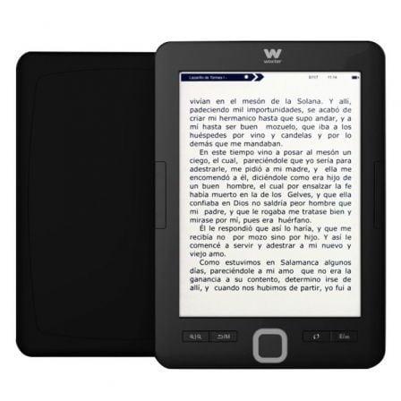 Libro electrónico Ebook Woxter Scriba 195/ 6\
