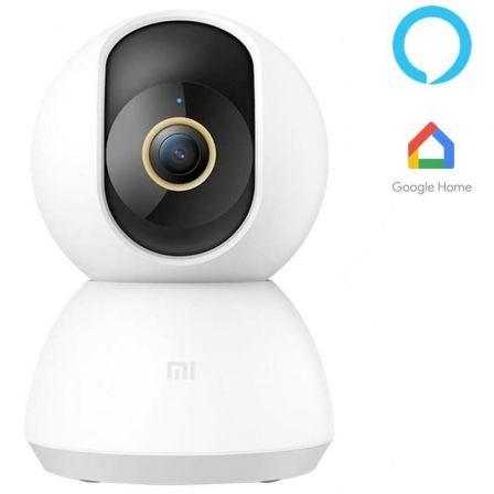 Cámara de Videovigilancia Xiaomi Mi 360º Home Security Cam 2K/ Visión Nocturna/ Control desde APP